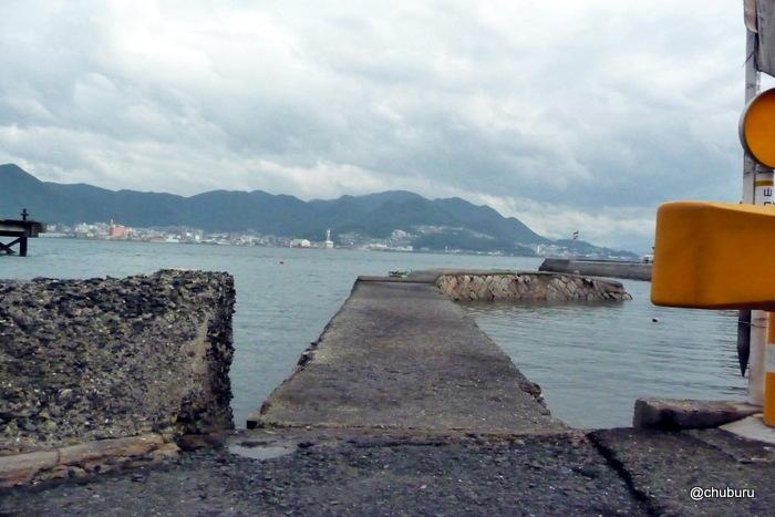 田の首海岸