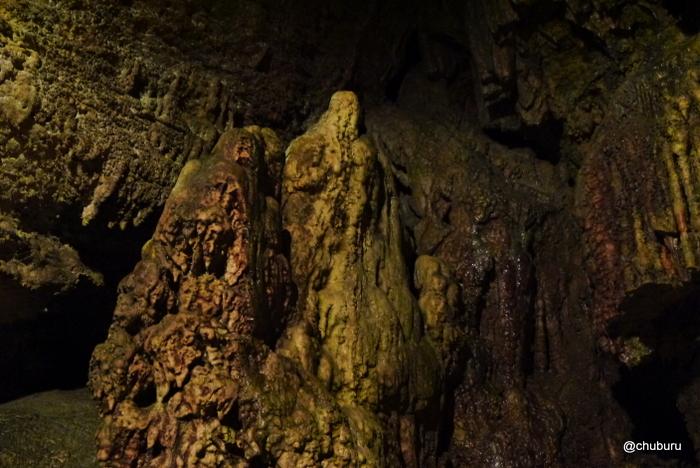 長崎の祭りと城巡りの旅 その2最初はやっぱり鍾乳洞その2