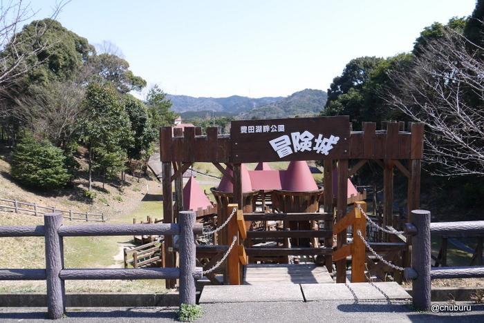 豊田湖畔公園オートキャンプ場に行ってきた。
