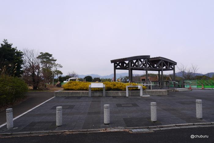 とっても寒かった藤尾山公園と周防大橋