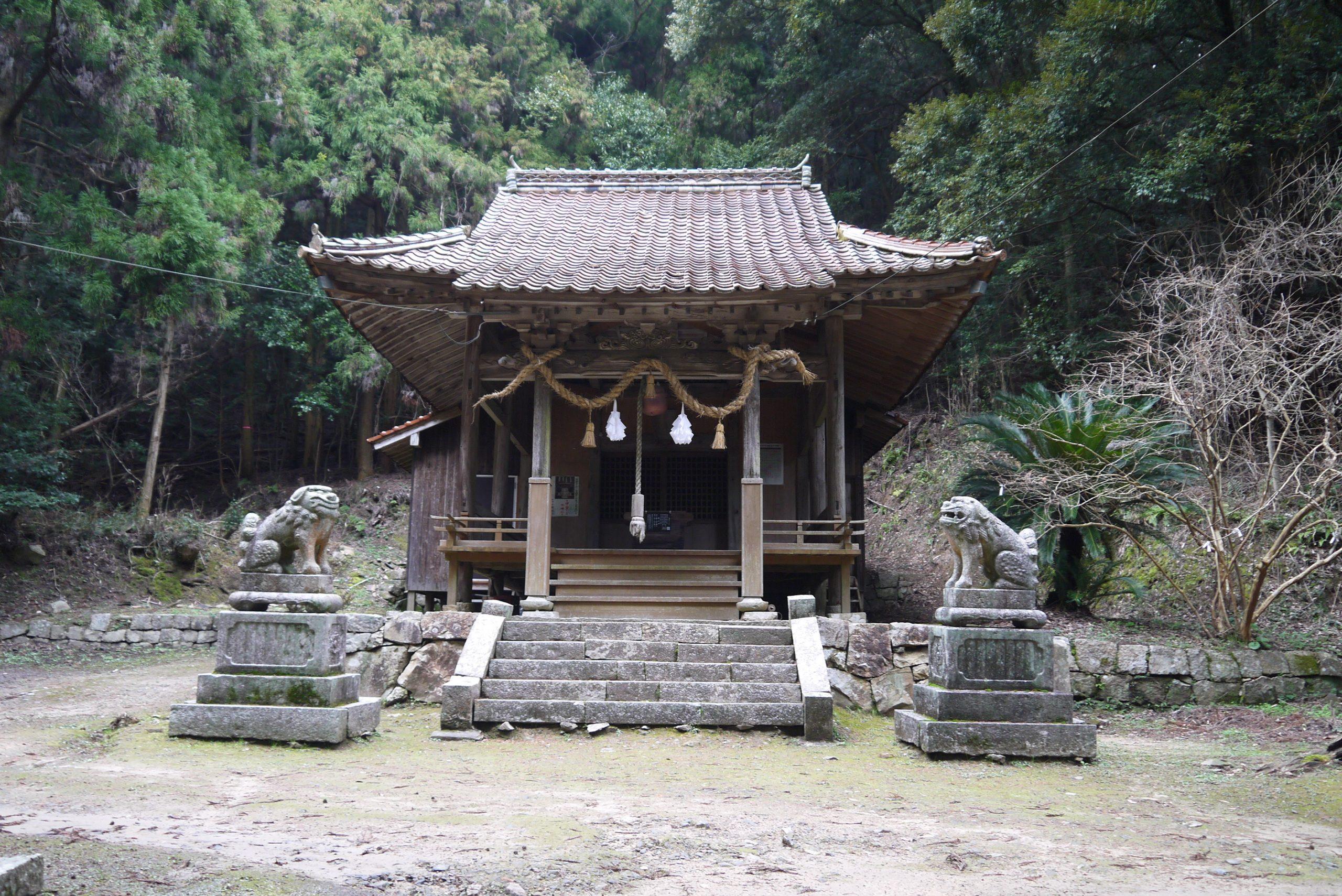 春日神社(下関市吉田)