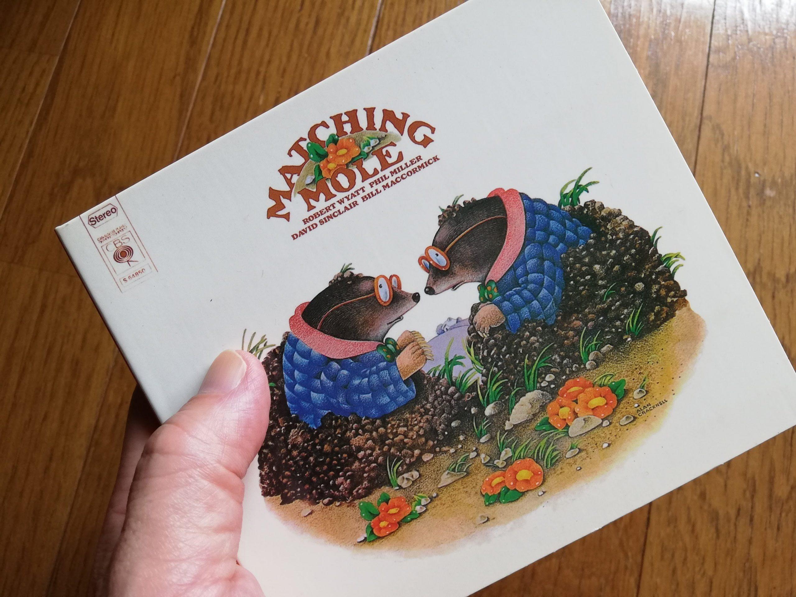 """棚からひとつつかみ#2 """"Matching Mole""""&マイナンバーカードをゲットした話し。"""
